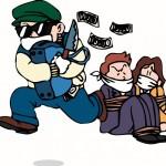 ブラジルで強盗に襲われた時の話