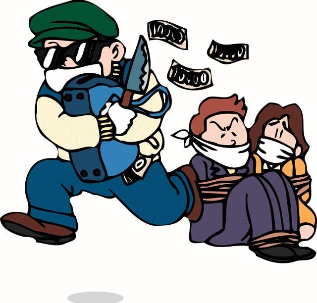 ブラジルで強盗に襲われた時の話...