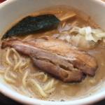 鶏煮干しラーメン 麺家 一鶴(いっかく)