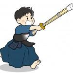 子供の頃に剣道をやらされていた時の話